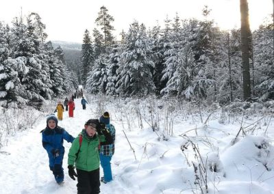 Winterwandertag, 2015 - 2016
