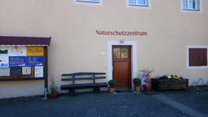 Gebäude des NSZ Neukirch